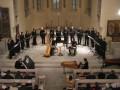 Das Josquin-Ensemble zusammen mit Solisten